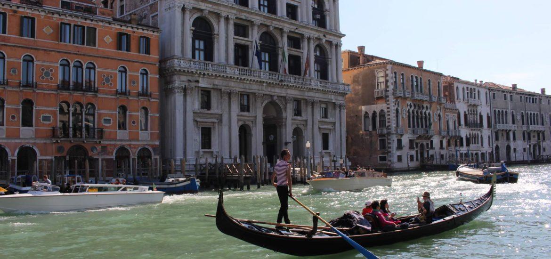 Benátská Gondola
