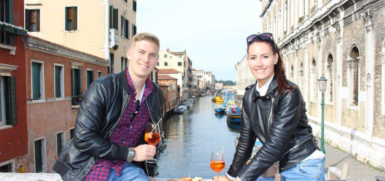 Náš víkend v Benátkách