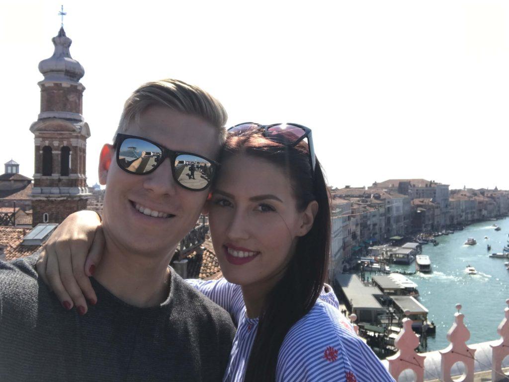 Perfektní výlet do Benátek