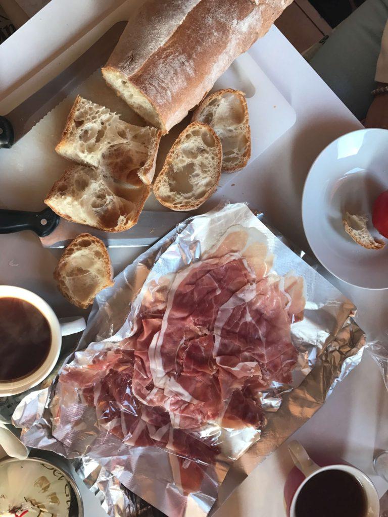 Naše snídaně